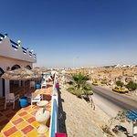 Terrasse Rdc résidence Djerba Azur