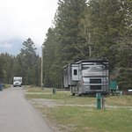 Tunnel Mountain Campgrounds