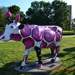 Гранатовая корова
