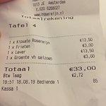 Photo of Eetcafe Rosereijn Amsterdam