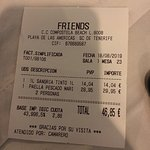 Zdjęcie Friends Lounge Bar & Restaurant
