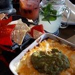 Severn Layer Dip & Nachos, Mochito