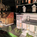 The world's largest collection of dollhouses.