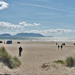 Inch Beach and Soft Sands