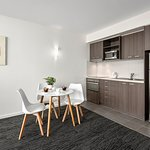 1 Bedroom Apartment Dining area