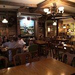 klimatyczne wnętrze restauracji