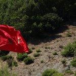 Stella verde su fondo rosso, la bandiera del Marocco vi segue ovunque