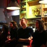 Elke woensdagavond Comedy Night in Hofman Café (Foto: Janneke Tol)
