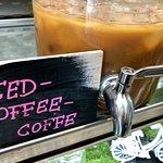 Iced Toffee Coffee