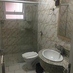 Banheiro do Apartamento Standard