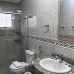 Banheiro do Apartamento Luxo