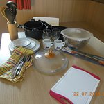 ustensiles de cuisines 10€/ jours