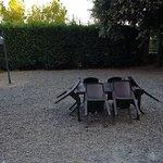 private garden of deluxe suite garden.