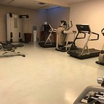 Gym accessible 24 hours