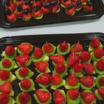 bit more from fruit selection  in our catering