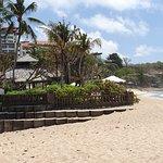 Hilton bali beach