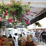 🌺🌷🌸🏵️  #hosteriadeibaullari #summer #dinner #flowers