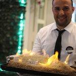 Dentice al sale 🐟  #fish #tradition #italianfood #italianrestaurant #hosteriadeibaullari #campodefiori