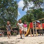 Aire de jeux pour les enfants