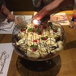 Torta de Brownnie