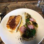 Bilde fra Låven Restaurant i Lofoten