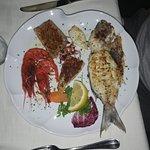 Grigliata mista ...pesce freschissimo!!!