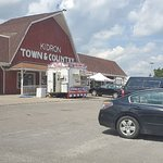 Great day in Kidron at the Town and Country Store.