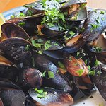 Mussles at Cardamon, photo by placescases.com