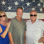 Gloria, Paul & Tom