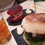 A Cultura do Hambúrguer照片