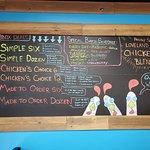 Chickenbutt Donuts for Bill Lewis of Vero Beach, Florida.