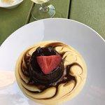 Dessert Sticky Bread Pudding