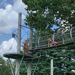 Hocking Hills Canopy Tours-billede