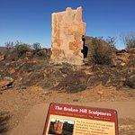 The Broken Hill Sculptures & Living Desert Sanctuary