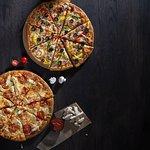 Un large choix de pizza