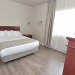 suite pavillon A section deuxième chambre 1 lits queen