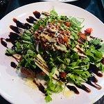 Chicken Milanese Salad - Amazing!