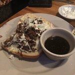 Steak Sandwich dip
