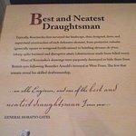 PA - PHILADELPHIA - KOSCIUSZKO NM #18 –  BEST & NEATEST DRAUGHTSMAN