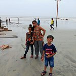 Gangasagar Beach