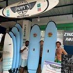 Фотография школа серфинга паппис