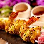 Shrimp Malai Kebab