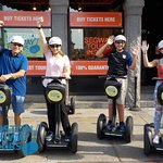 #Boston - the perfect #city for a #Segway #Tour, & the perfect way to spend time with a #loved one! 😍 www.bostonsegwaytours.net