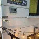Warisan Cafe 190 Sussex W2 Garden Garden W2 1TU