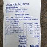 ภาพถ่ายของ COZY Restaurant & cafe