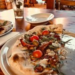 Pizza with Bresaola. THE BEST!