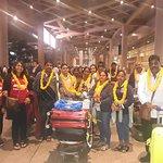 Luchthaven Mumbai
