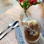 Chocolate delice.