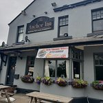 We are currently based in the kitchen at The Anchor Inn, Boroughbridge.