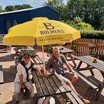 Anchor Inn Beer Garden